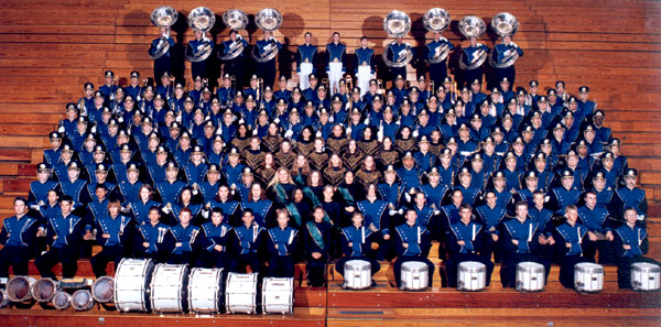 2002 Marching Rams
