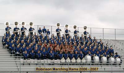 Marching Rams 06-07